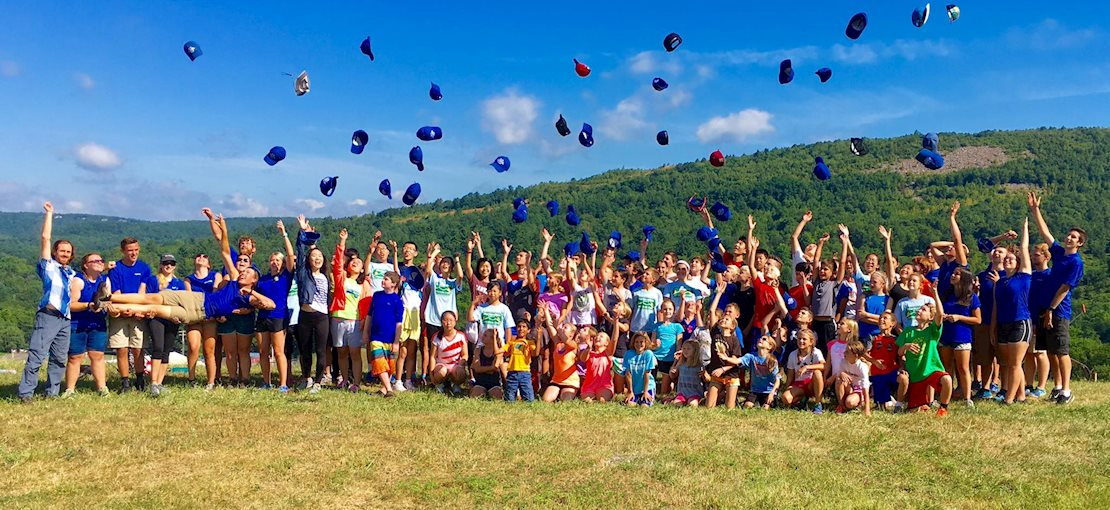 Enroll in Adventure Camp at Blue Mountain Resort!