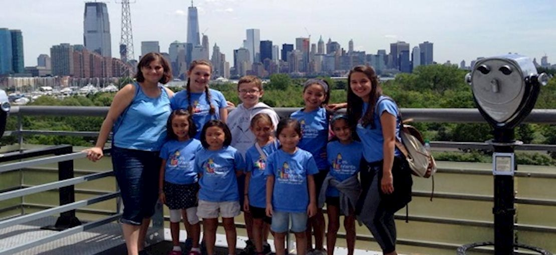 Summer Camp field trips for older campers are fun and educational!