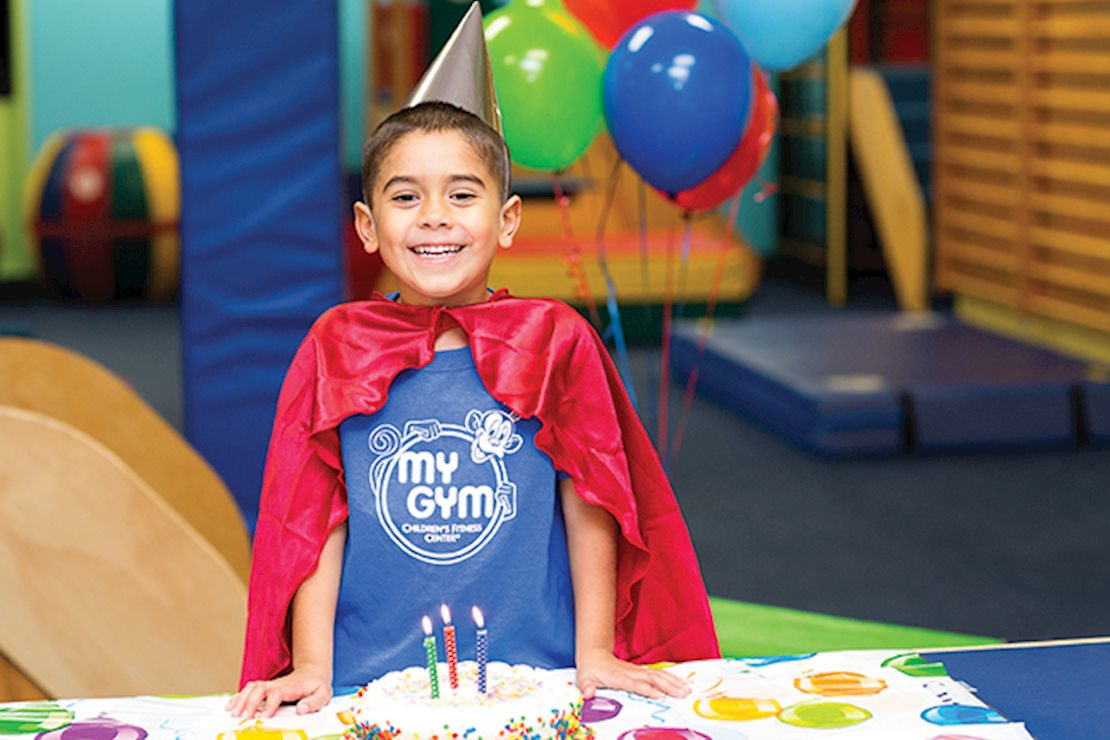 Awesome themed parties from Princesses to Super Heroes and more!