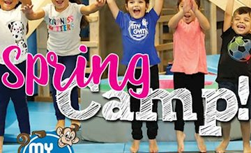 Spring Break Camp At My Gym New Providence