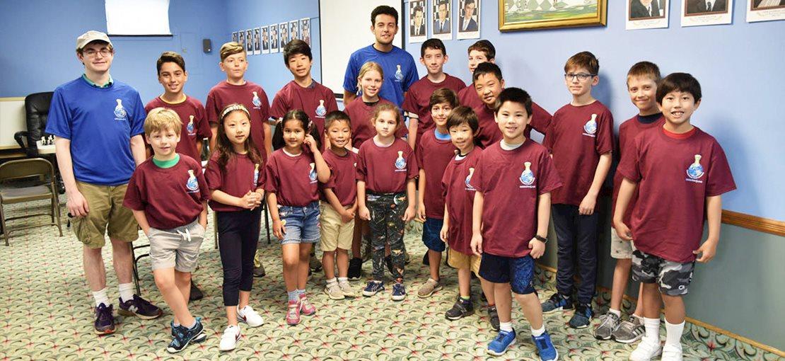 International Chess Academy Summer Camp