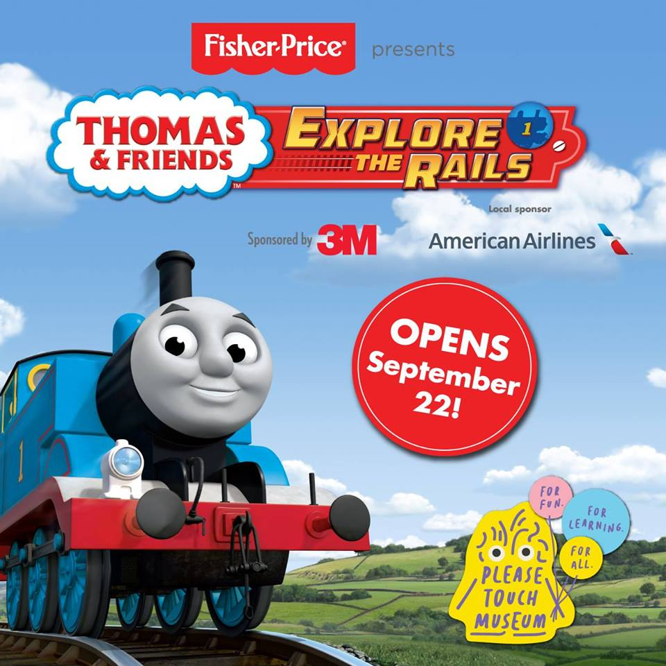 "Thomas & Friendsâ""¢: Explore the Rails!"