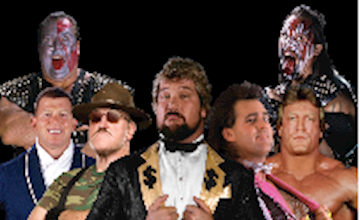 80's Westling Con 2 at iPlay America