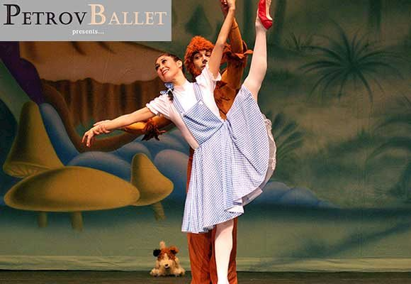 Wizard of Oz - Performance by Petrov Ballet School. May 18-19