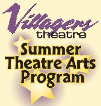 Villagers Theatre Youth Arts Programs and Camp