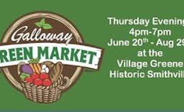 Galloway Green Market