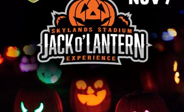 Jack O'Lantern Experience