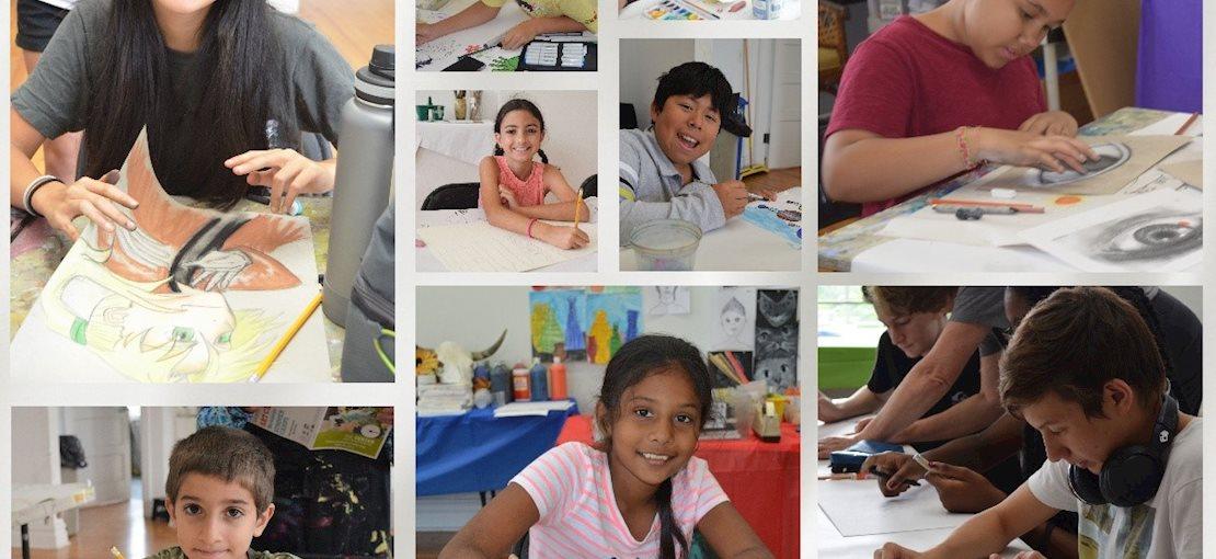 The Center for Contemporary Art - Virtual Summer Art Camp