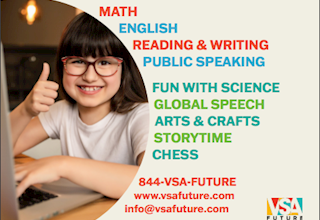 VSA FUTURE Virtual Academic Camp