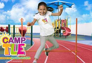 Camp TLE - Summer of Imagination