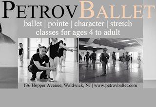 Petrov Ballet School