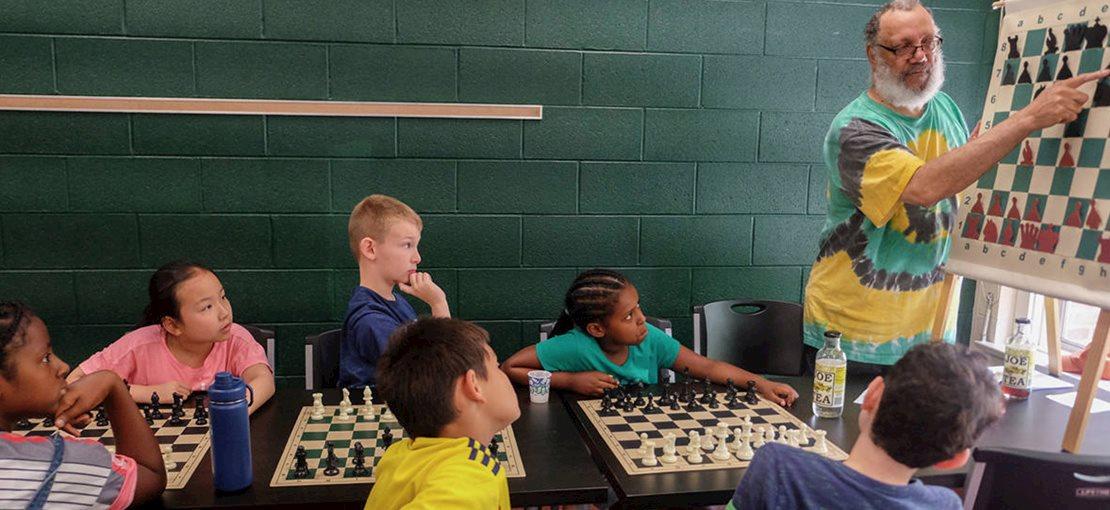 International Chess Academy Summer Camp - Chess Class