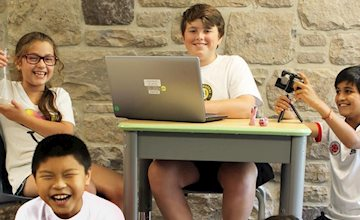 International Ivy Summer Enrichment STEM Camp Open House