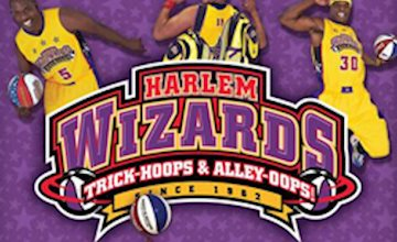 Harlem Wizards at the Bickford Theatre