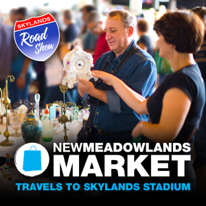 New Jersey's Premier Outdoor Flea Market Travels to Skylands Stadium!
