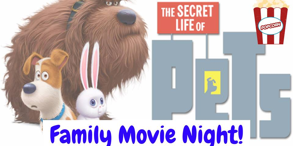 Family Movie Night at New Day Family Success Center