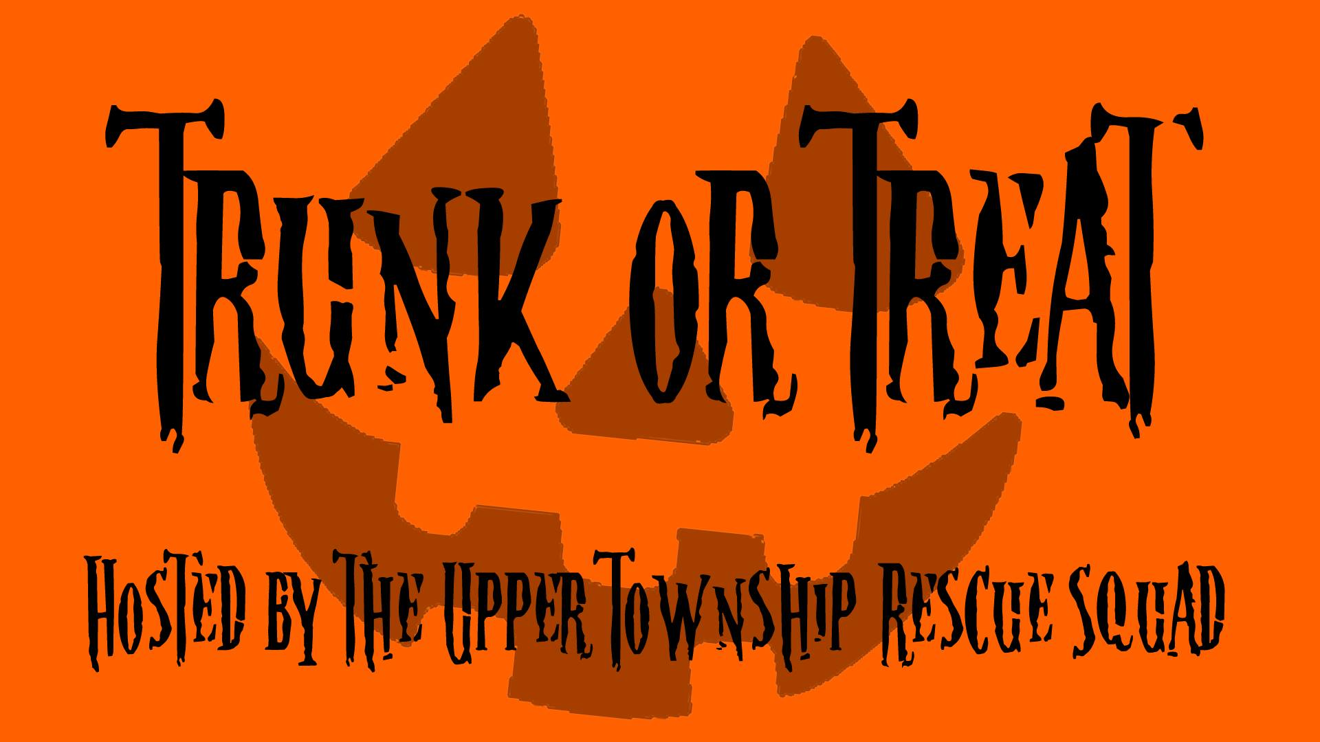 Trunk or Treat in Upper Township
