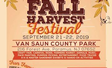 Bergen County Harvest Festival