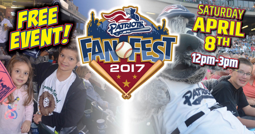 Somerset Patriots 2017 Fan Fest