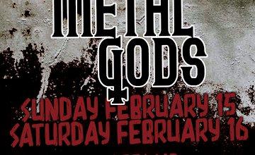 Metal Gods at American Spirits Roadhouse - School of Rock