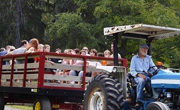 Fall Farm Fun-Fosterfield's Living Historical Farm-Morristown