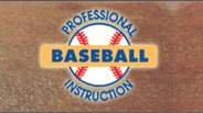 Professional Baseball Instruction (Bergen County)