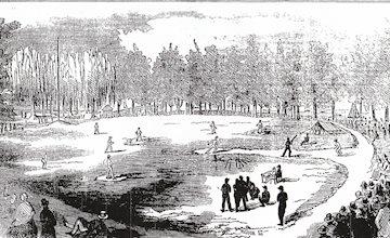 Inside Early New Jersey Base Ball with historian John Zinn at Morven Museum & Garden