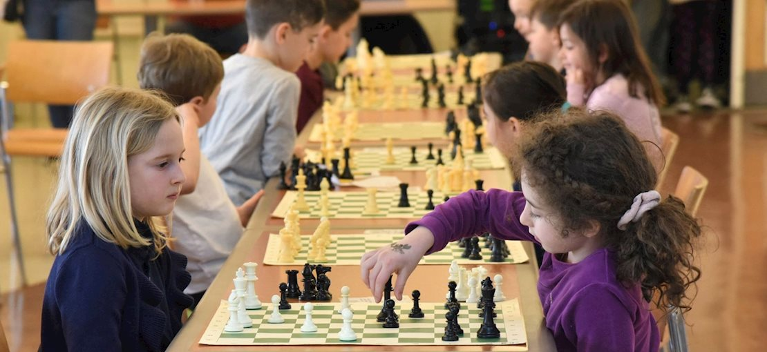 International Chess Academy - Chess Competition