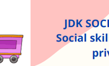 Meet and Greet for Winter Mini Camp at JDK Social Station