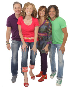 Laurie Berkner Band at McCarter Theatre Center