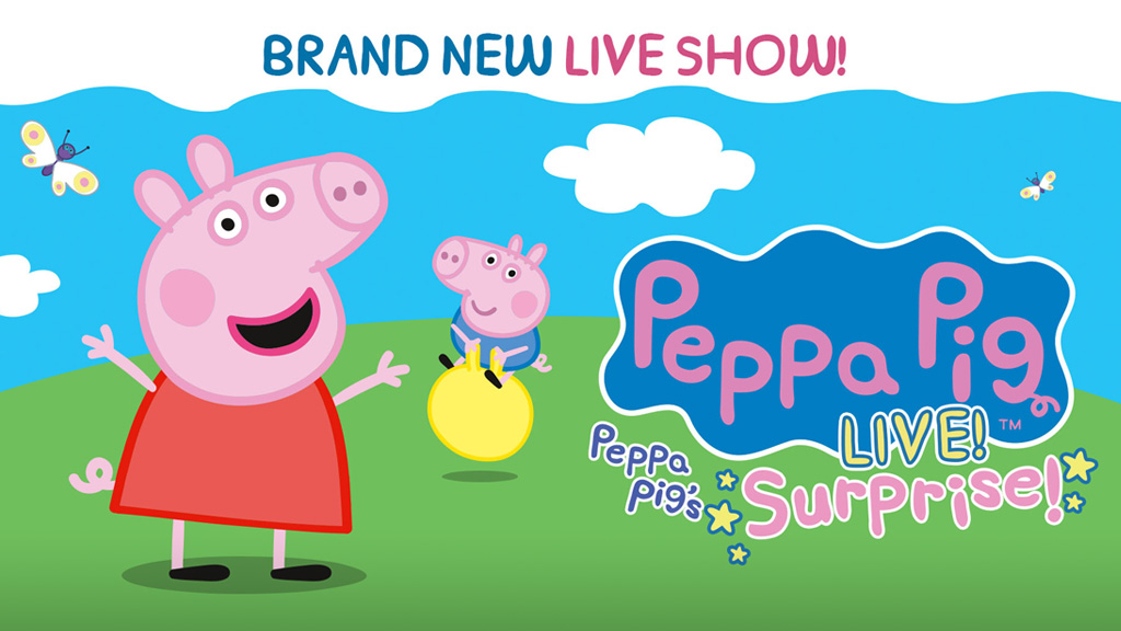 Peppa Pig Live!  The Count Basie Theatre