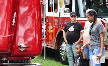 Fire Muster at Wheaton Arts