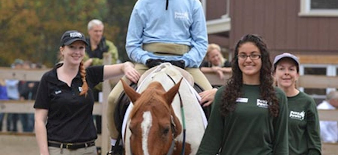 Pony Pwer Volunteers