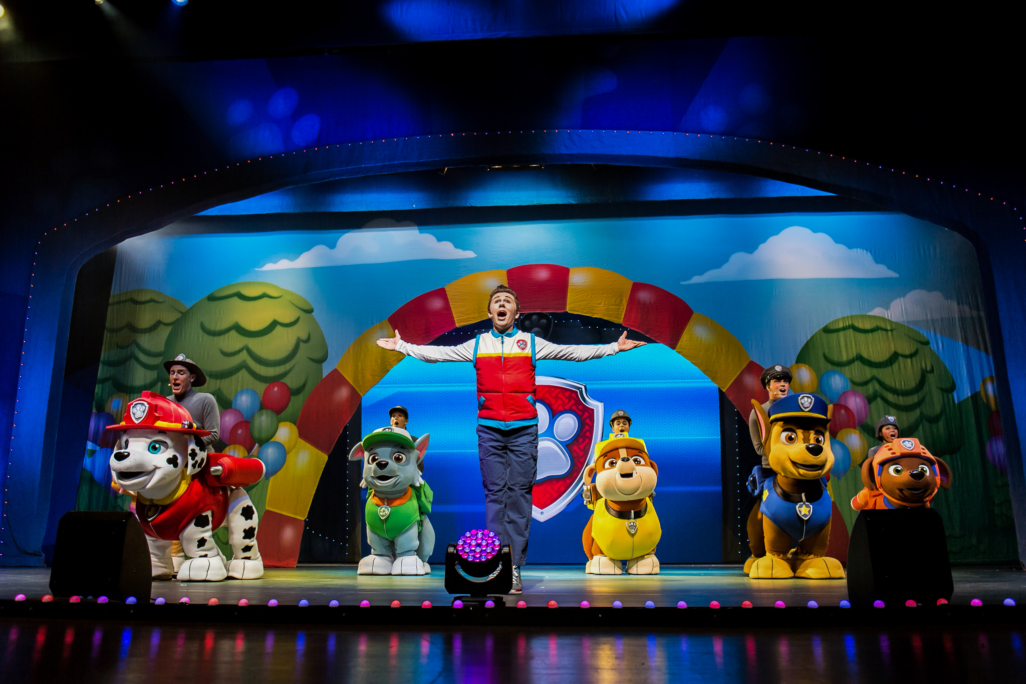 Paw Patrol Live at the Theater at Madison Square Garden