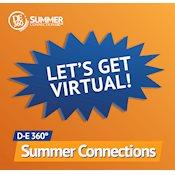 Virtual D-E 360° Summer Connections 2020