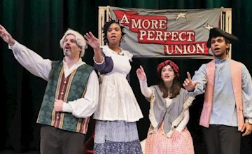 A More Perfect Union at Paper Mill Playhouse