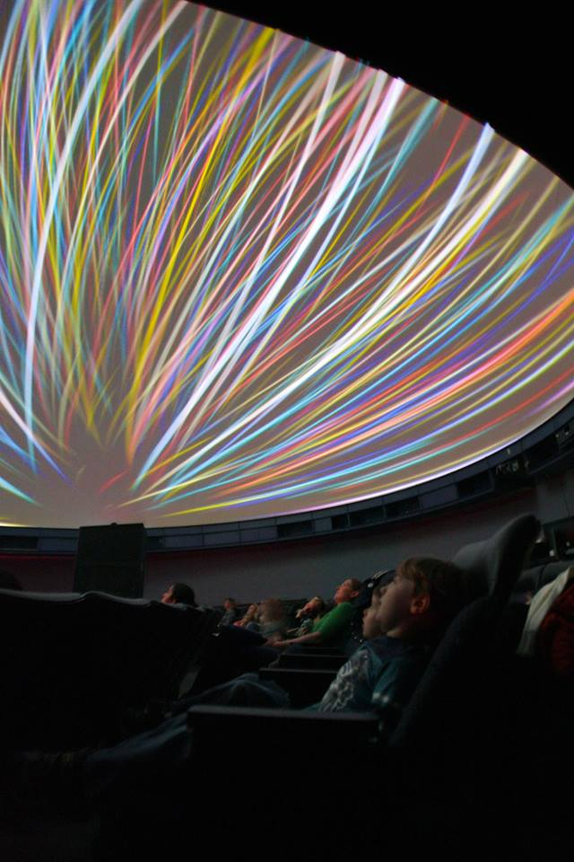 Family Show at Edelman Planetarium