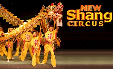 New Shanghai Circus at bergenPAC