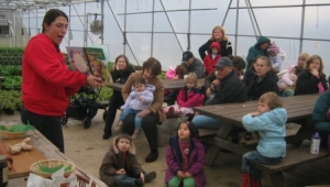 Terhune Orchards Read and Explore: Keeping Warm in Winter