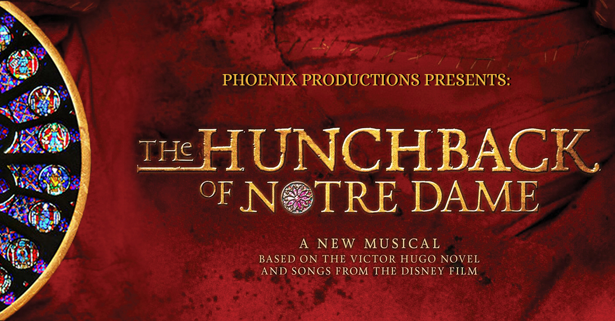 The Hunchback of Notre Dame at The Count Basie Theatre