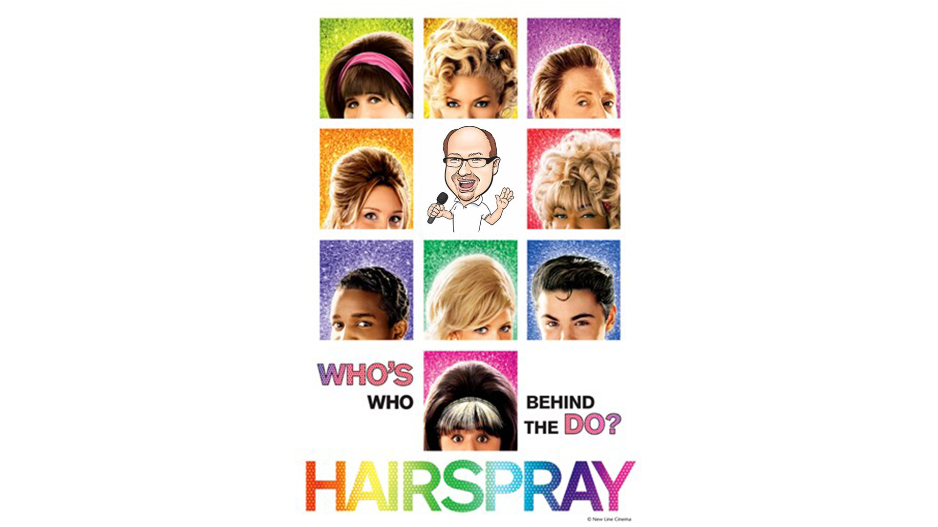 Hairspray Sing-Along with host Jeremy Grunin! at The Jay and Linda Grunin Center for the Arts