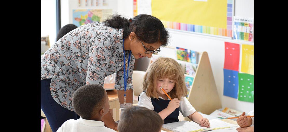 Language immersion programs for children at Tessa International School.