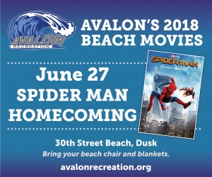 Avalon's Summer Beach Movies
