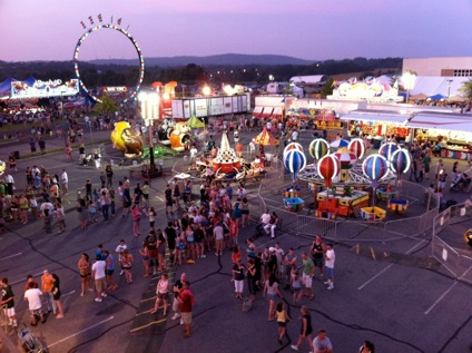 Immaculate Conception Parish Festival in Annandale, NJ