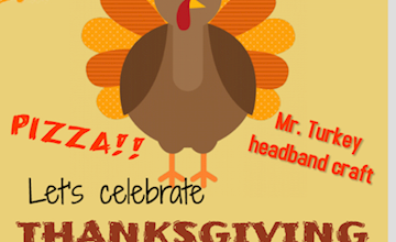Thanksgiving at Kids Empire