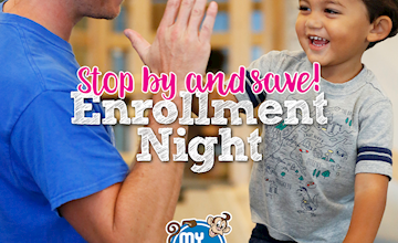 Enrollment Night at My Gym Glen Rock