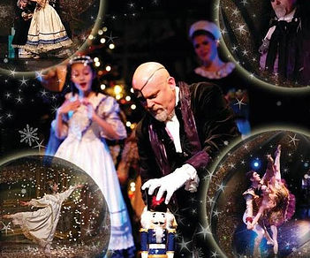 Roxey Ballet's Nutcracker at Kendall Theater
