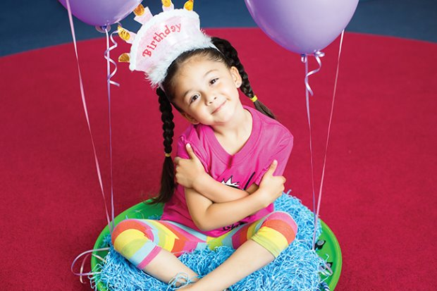 Fantastic birthday parties where your child is the Star!