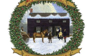 "A Colonial Christmas Contest: ""What the Holidays Mean to Me"""
