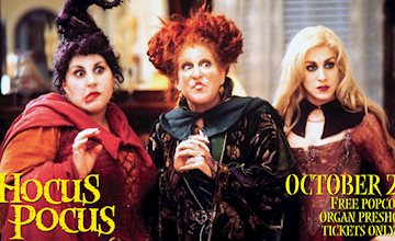 Classic Film Series on 35mm: HOCUS POCUS